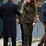 Chloe Kate Middleton Hiking Boots