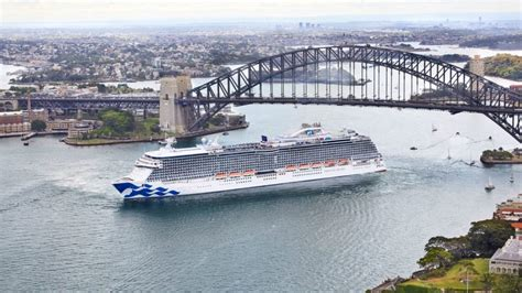 Lose yourself in the sights, sounds and aromas of bustling asian ports or set sail on an ocean adventure that takes you farther from home than you've ever dared to venture. Princess Cruises explores Australia & New Zealand with 5 ships in 2021-22 - CRUISE TO TRAVEL