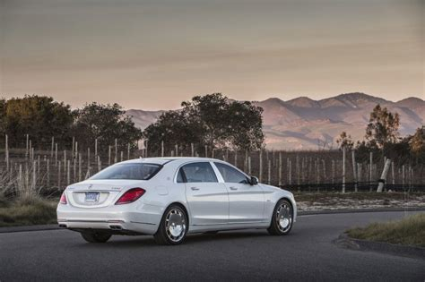 Mercedes-benz Maybach S-class (w222) S 600 V12 (530 Hp) G