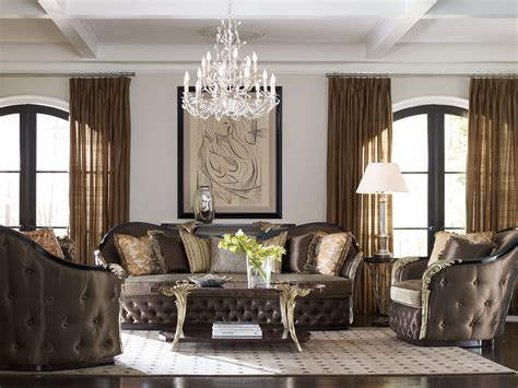 In Search For Elegance In The Elegant Living Rooms