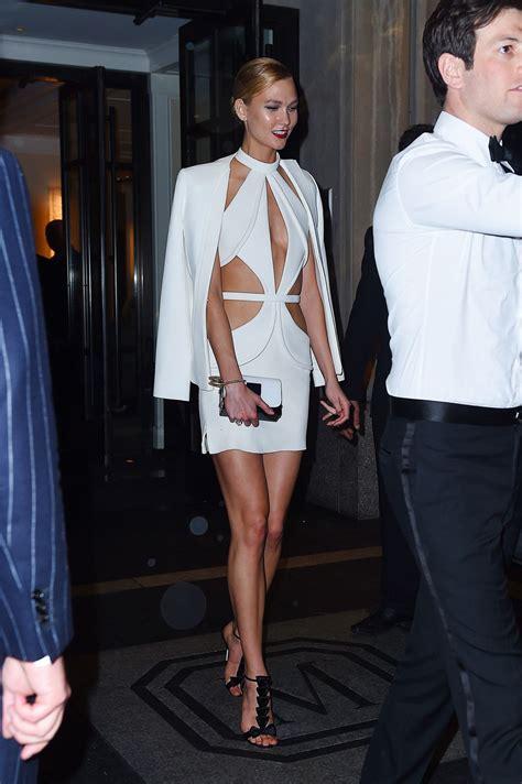 Karlie Kloss Leaves Met Gala After Party New York