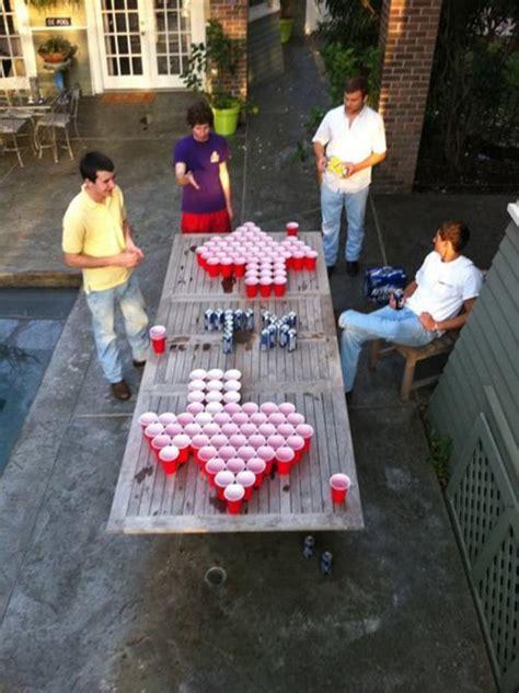 unique  creative beer pong table designs play