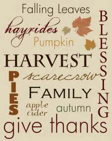 Fall Thanksgiving Printables
