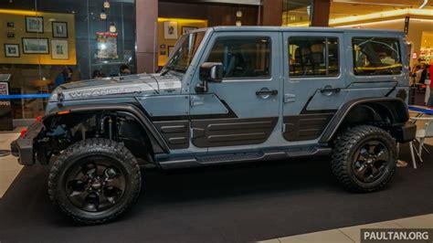 "Jeep Wrangler Unlimited Sahara ""batwrangler"""