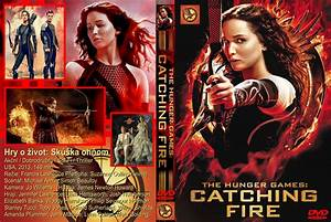 The Hunger Games Catching Fire Dvd Cover   www.pixshark ...