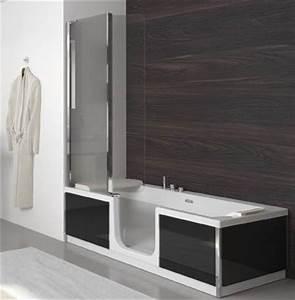 Prix Baignoire Avec Porte : saniduo de sfa esth tique et ergonomie styles de bain ~ Edinachiropracticcenter.com Idées de Décoration