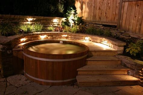 cedar hot tub pictures wooden hot tub gallery wood hot