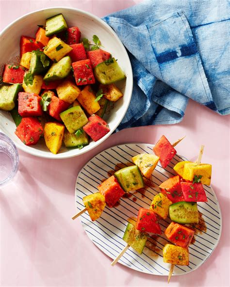Mexican Fruit Salad with Ancho Chili Powder - Rachael Ray ...