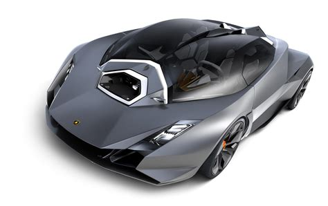 Perdigón Concept Shows A Future For Lamborghini We'd Love