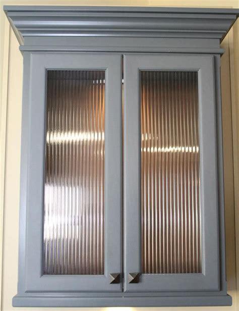 door glass inserts ideas  pinterest cabinet