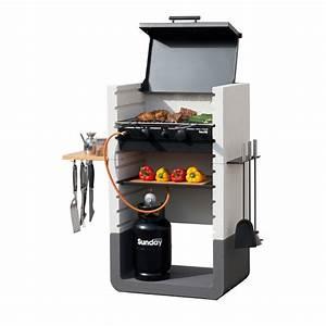 Barbecue En Pierre Mr Bricolage : barbecue en pierre bricorama ~ Dallasstarsshop.com Idées de Décoration