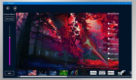 Photo Editor 10 10.1.0.0 - Download for PC Free