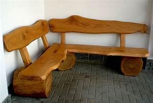 Holz Sitzgruppe Garten Massiv : eckbank holz massiv selber bauen ~ Eleganceandgraceweddings.com Haus und Dekorationen