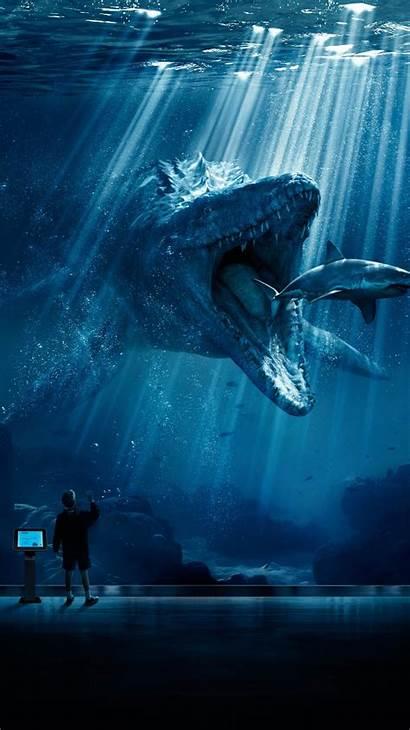Jurassic Wallpapers Poster Park Rex Fallen Kingdom