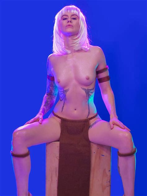 Comic Book Girl Nude Pics Porn Video Scandal Planet