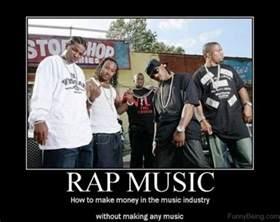 Rap Music Meme