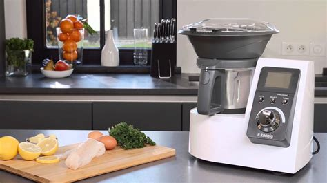 hkoenig robot culinaire hkm cooking machine hkm