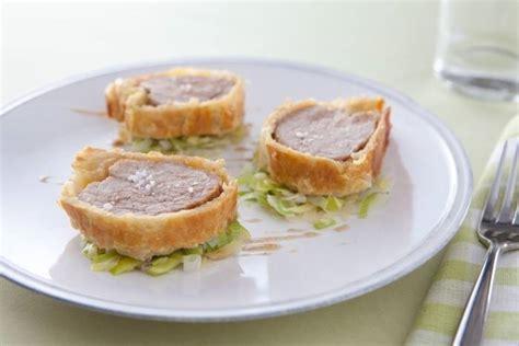 cours de cuisine aix en provence recette de filet mignon en croûte feuilletée fondue de