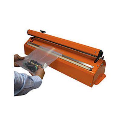 opti seal industrial heat sealers davpack