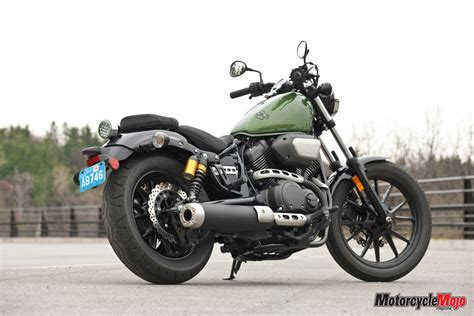 2014 Yamaha Bolt Motorcycle Review And Test Ride