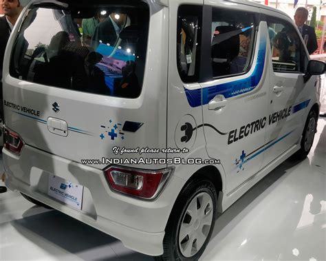 wagon  ev showcased   move summit   delhi