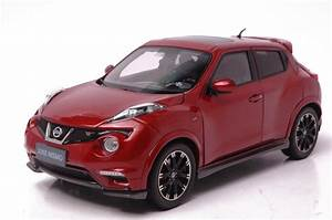 1 18 Diecast Model For Nissan Juke Nismo Rs 2014 Red