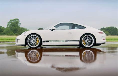 Video: Top Gear's Matt Leblanc Is Loving The Porsche 911r