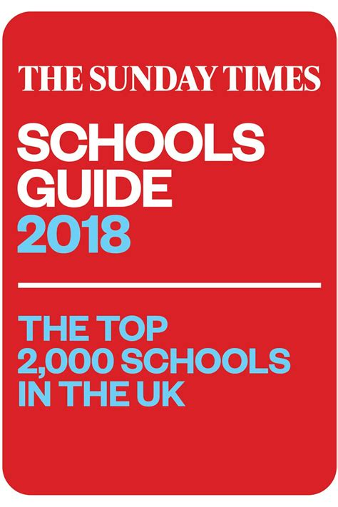 bestes shoo 2018 best secondary schools in the parent power the sunday times