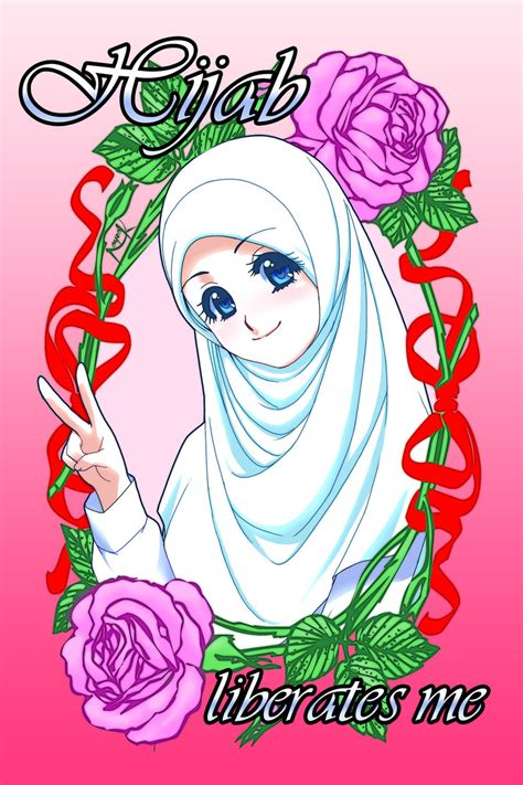 anime hijab simple hijab a liberating choice by nayzak on deviantart