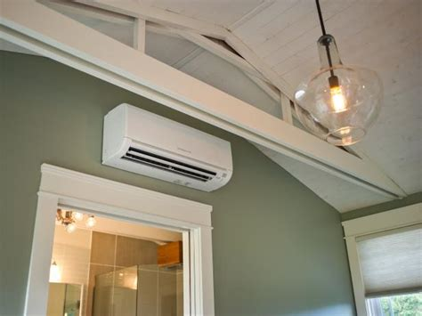 Mitsubishi Ductless Heating And Cooling Units by The Pros And Cons Of A Ductless Heating And Cooling System