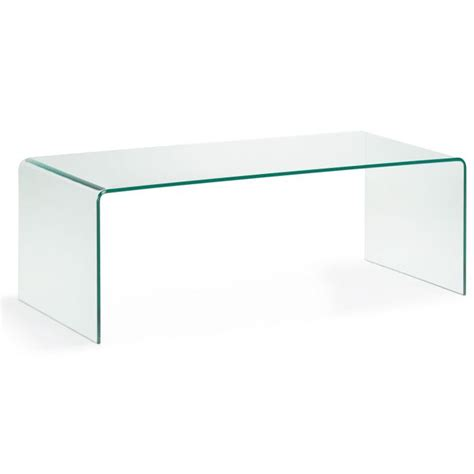 table basse verre trempe