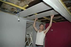 Comment Poser Du Lambris Pvc Au Plafond : un plafond qui brille le blog de pozzynette ~ Dailycaller-alerts.com Idées de Décoration