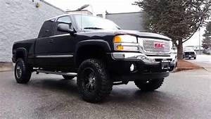 2005 Gmc Sierra 1500 Lifted  Sold
