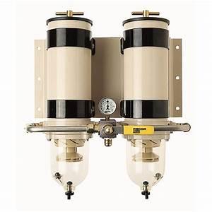 Fuel Filter Water Separator  U2013 Racor Turbine Series