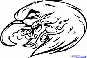 eagle drawing how to draw an eagle tattoo eagle tattoo ...