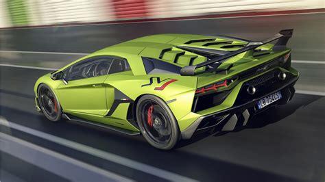 2019 Lamborghini Aventador Svj 4k 8 Wallpaper