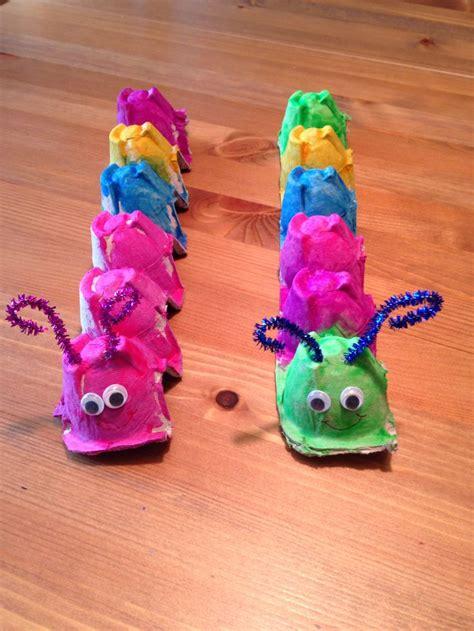 egg caterpillar craft craft preschool 653 | d7cb0ec8cb26e5a44f8fc23574f1e1d9 egg carton caterpillar craft caterpillar crafts