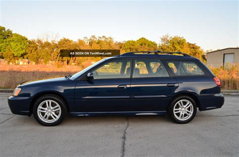 subaru awd wagon 2004 subaru legacy wagon 2 5 gt awd loaded