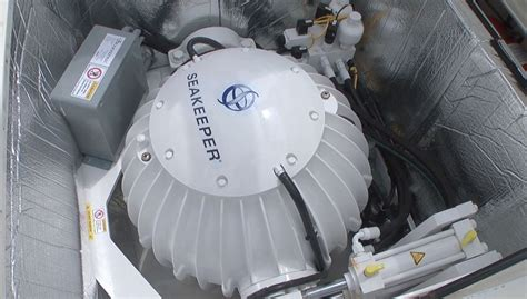 Boat Gyro Stabilizer by Seakeeper Etruria Marine Service