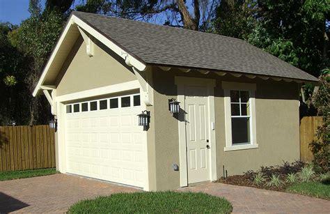 craftsman style detached garage plan td