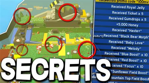 Secrets Every Player Should Know (codes, Royal Jellys