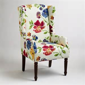 Upholstered Wingback Chairs