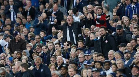 West Bromwich Albion to investigate crowd trouble at ...