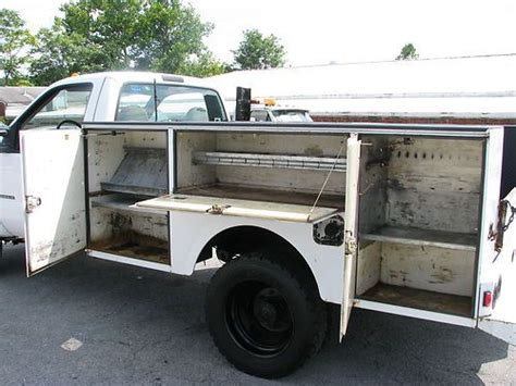 Stahl Utility Bed purchase used stahl utility bed running 7 3