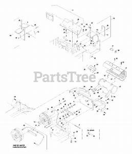 Exmark Parts On The Engine Deck Group  Part 2  Diagram For