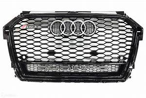 Rs1 Grill Schwarz Audi A1 S1 8x Facelift 2015