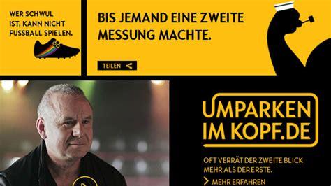 Umparken Im Kopf by Umparkenimkopf De Opel Kagne Gegen Vorurteile Und