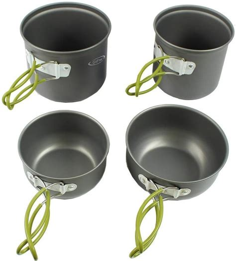camping cookware g4free buying update guide pots cooking