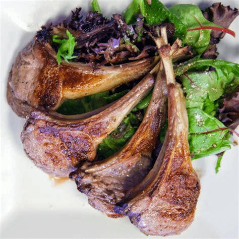 lamb fryer air recipes chops source