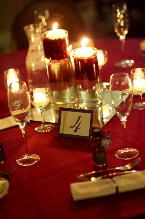 table centerpieces using photos 25 best ideas about center pieces for weddings on